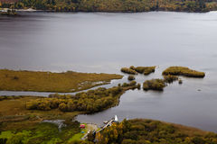 derwent северная вода Стоковая Фотография RF