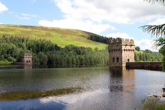 Derwent dam Stock Photos
