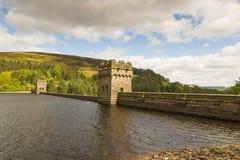 Derwent Dam Royalty Free Stock Photography