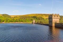 Derwent Dam Royalty Free Stock Images