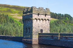 Derwent Dam Royalty Free Stock Images