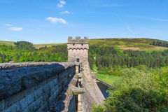 Derwent Dam Stock Photo
