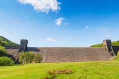 Derwent Dam Royalty Free Stock Photos