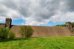 Derwent Dam Stock Image