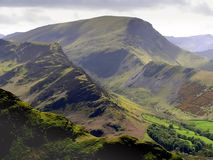 Derwent Fells 1 Royalty Free Stock Photos
