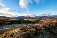 Derwent Fells, Lake District, Uk Stock Images