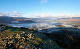 Derwent Fells, Lake District, Uk Stock Photo