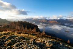 Derwent Fells, Lake District, Uk Stock Photos