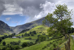 The Derwent Fells Royalty Free Stock Images