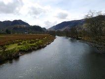 derwent flod Royaltyfria Bilder