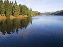 Derwent reservoir Stock Image