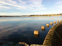 Derwent reservoir stock images