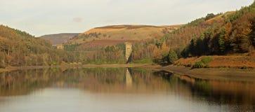 Derwent reservoir Royalty Free Stock Image
