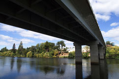 Derwent River, Tasmania Royalty Free Stock Photography