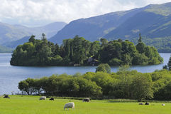 Derwent Water Stock Photography