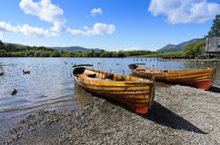 Derwent Water Royalty Free Stock Photo