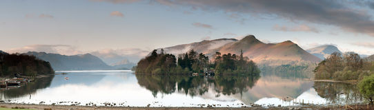 Derwent Water Royalty Free Stock Photography