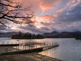 Derwent Water Stock Photos
