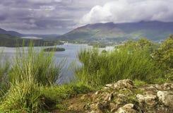 Derwent Water. Lake District UK Royalty Free Stock Photos