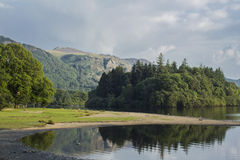 Derwent water Royalty Free Stock Images