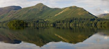 Derwent Water and Catbells, Lake District, Cumbria, England