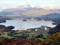Derwent Water, Cumbria. Stock Photos
