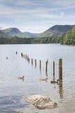 Derwent Water, Keswick, Lake District Stock Photography