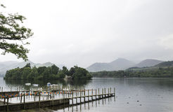 Derwent Water Keswick. Royalty Free Stock Photography