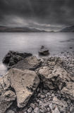 Derwent Water in the Lake District Stock Photography