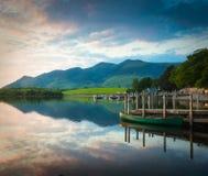 Derwent Water, Lake District Royalty Free Stock Image