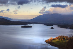 Derwent Water Royalty Free Stock Image