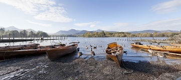 Derwentwater 2011 Royalty Free Stock Images