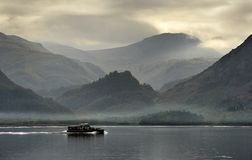 Derwentwater, Cumbria, England Stock Photography