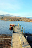 Derwentwater, Cumbria. Stock Photos