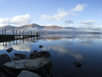 Derwentwater Royalty Free Stock Photo