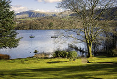 Derwentwater, Lake District, England Royalty Free Stock Photo