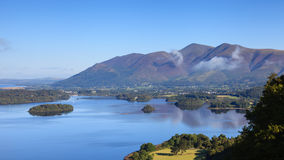 Derwentwater View Royalty Free Stock Images