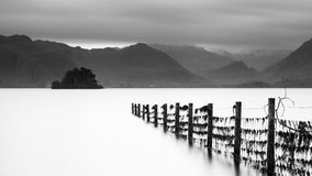 Derwentwater View Royalty Free Stock Image