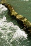 Derwisjklooster op de Buna-Rivierbron Stock Foto