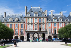 des法国巴黎安排vosges 图库摄影