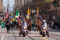 Des 160. jährlichen der Tag Str.-Patricks Lizenzfreie Stockfotos