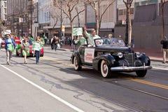Des 160. jährlichen der Tag Str.-Patricks Lizenzfreies Stockbild