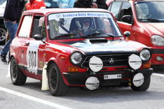 Des 112 Abarth Images stock