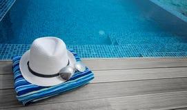 Des Badekurortes Leben noch Lizenzfreies Stockbild