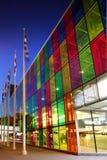 DES Congrès de Palais Fotografia de Stock