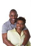 Des couples plus anciens Image libre de droits