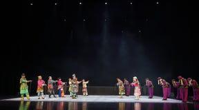 "Des deux le  de teenager†de Pékin Opera""Yue adieu-enfants de côtés Image libre de droits"