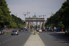DES 17 di Strasse Juni Berlin Immagini Stock Libere da Diritti