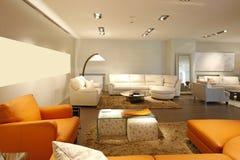 Magasin de meubles Photo stock