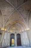 DES Doms Avignon Provence França de Notre Dame Imagem de Stock